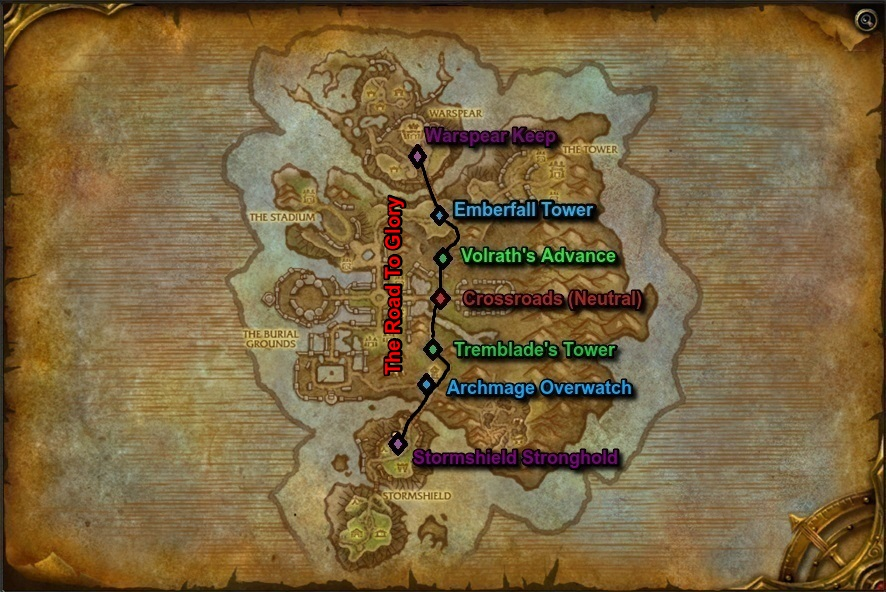 Warlords of Draenor :: Ashran Guide | Crowd Control PvP on